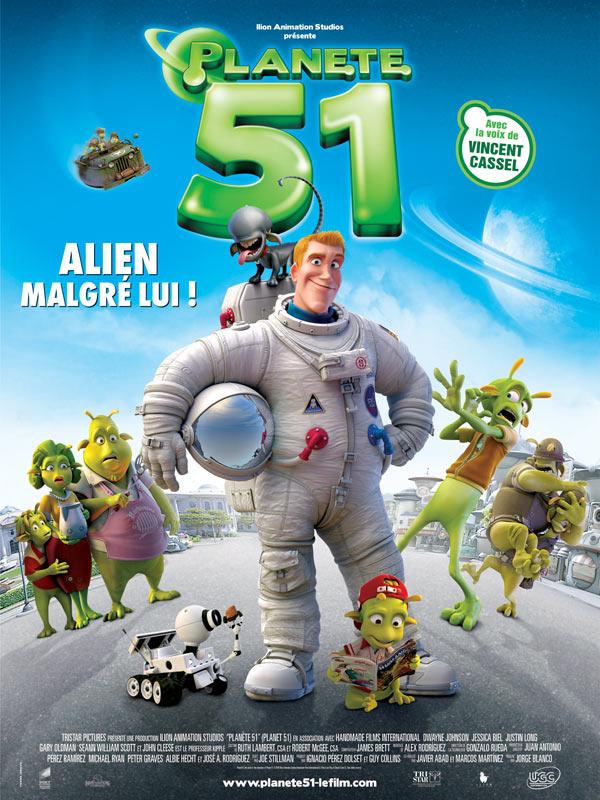 Planète 51 [MULTi-TRUEFRENCH] [Blu-Ray 1080p]