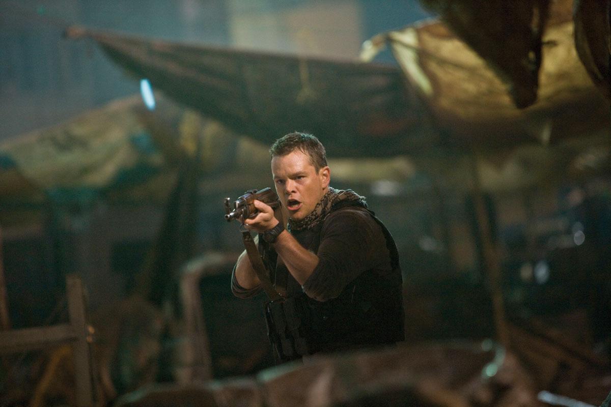 Green Zone : Photo Matt Damon