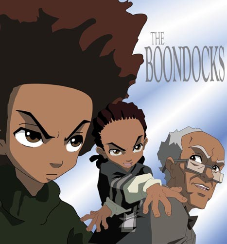 Les Boondocks Saison 1 Allocin