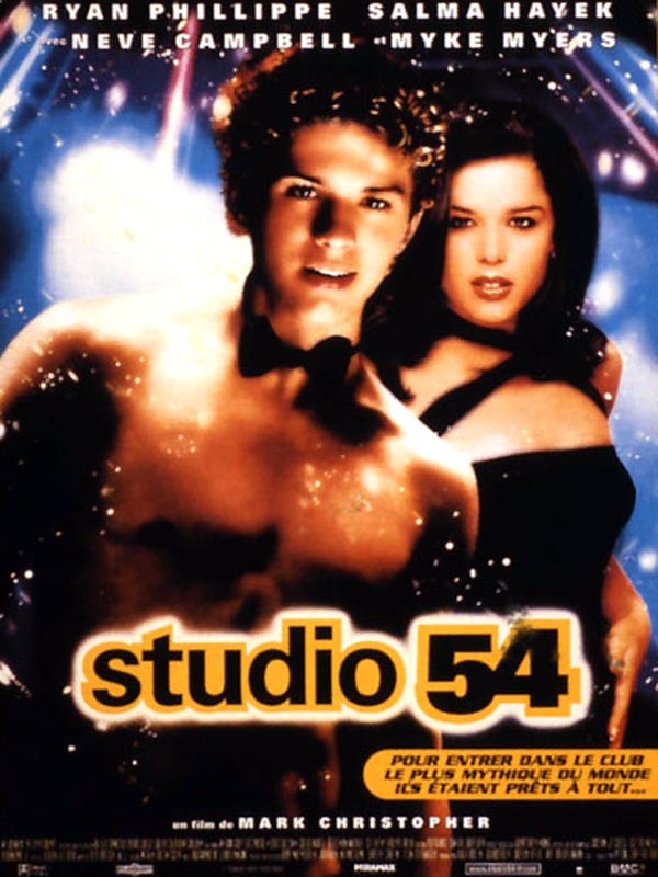 Studio 54 - film 1998 - AlloCiné Ryan Phillippe Netflix