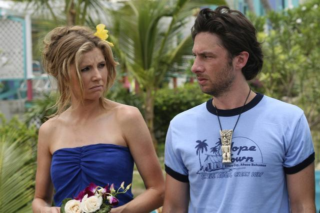 zach braff and sarah chalke relationship tips
