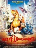 Les Quatre Dinosaures et le Cirque magique
