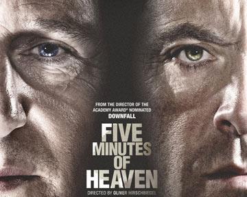 trailer du film five minutes of heaven five minutes of heaven bande annonce vo allocin. Black Bedroom Furniture Sets. Home Design Ideas