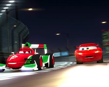 Cars 2 Extrait Vidéo 3 Vf