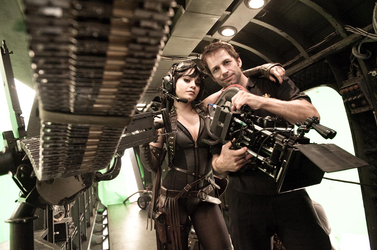 photo de zack snyder sucker punch photo zack snyder