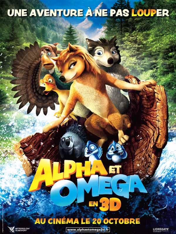 Alpha amp omega 3d film 2010 allocin 233
