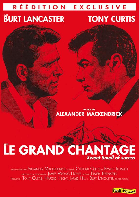 Le Grand Chantage : Affiche