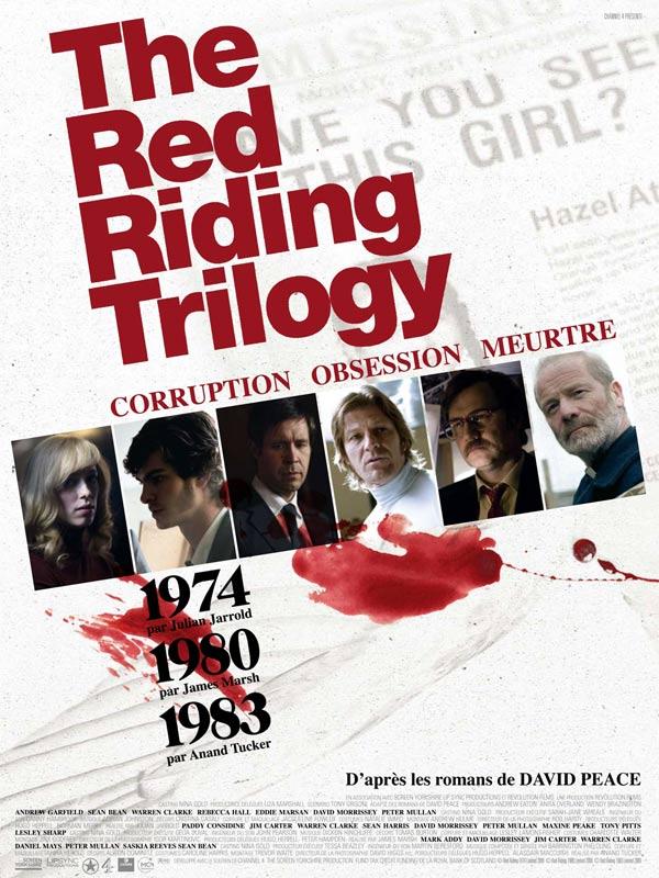 The Red Riding Trilogy - 1980 : affiche Julian Jarrold