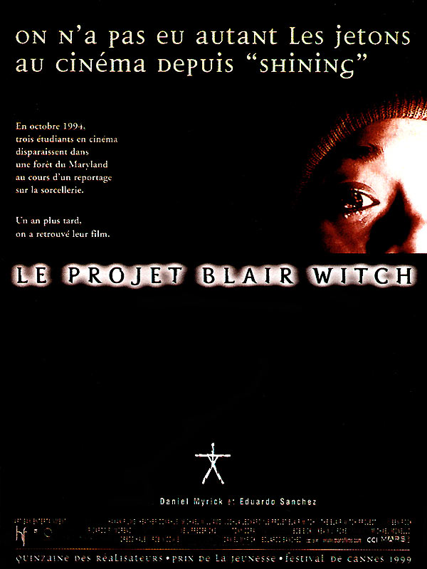 Le Projet Blair Witch streaming