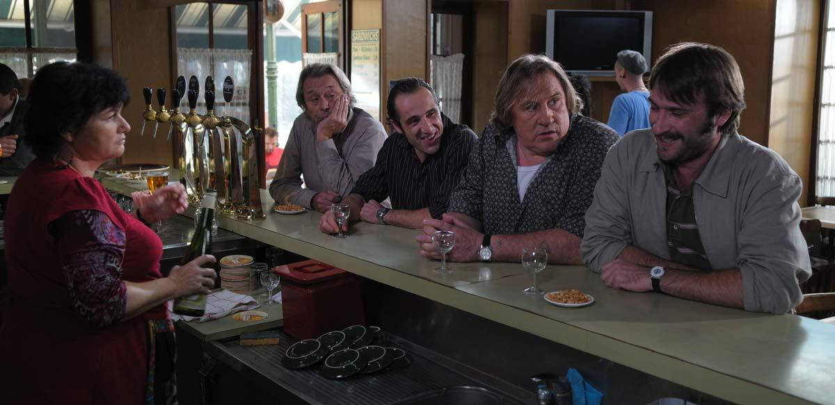 La Tête en friche : Photo Bruno Ricci, Gérard Depardieu, Matthieu Dahan, Maurane, Patrick Bouchitey