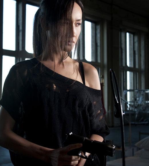 Photo de Maggie Q - Nikita (2010) : Photo Maggie Q - AlloCiné