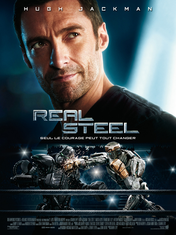 Real Steel : affiche