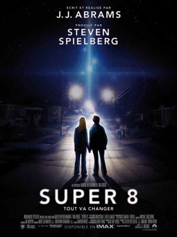 Super 8 : Affiche Elle Fanning, J.J. Abrams, Joel Courtney