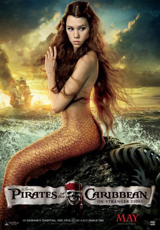 Affiche Du Film Pirates Des Cara Bes La Fontaine De