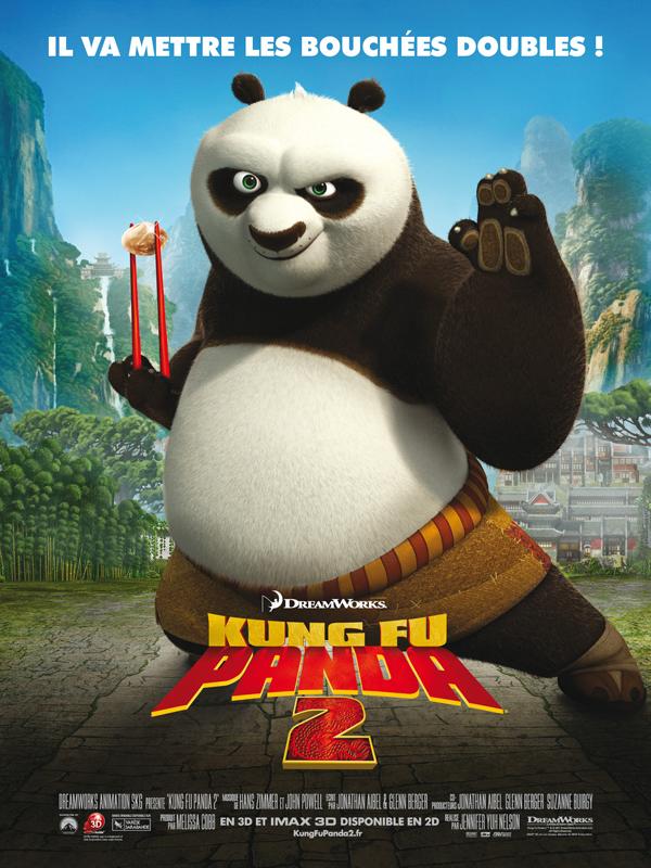 Kung Fu Panda 2 streaming