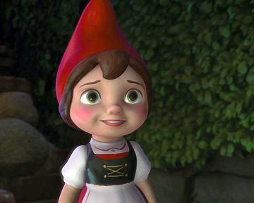 Trailer du film Gnomeo et Juliette - Gnomeo et Juliette ...