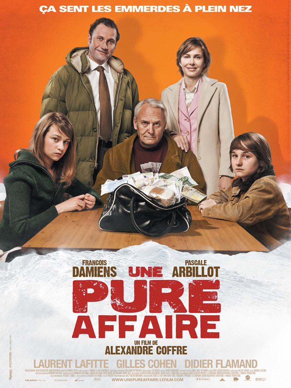 Une pure affaire Streaming VF DVDRIP