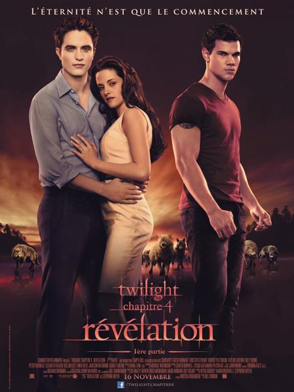 Twilight - Chapitre 4 : Révélation 1ère partie Streaming