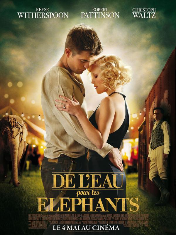 Populaire De l'eau pour les éléphants - film 2011 - AlloCiné UM96