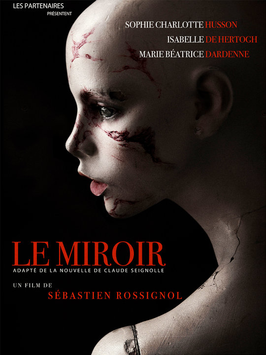 Casting du court m trage le miroir allocin for Miroir miroir streaming