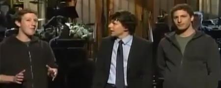 Mark zuckerberg rencontre jesse eisenberg