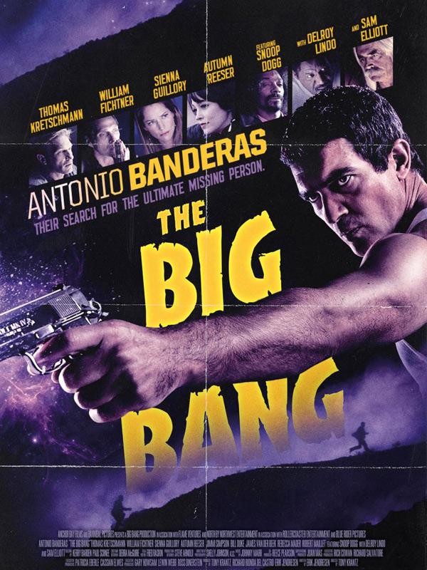 The Big Bang : Affiche