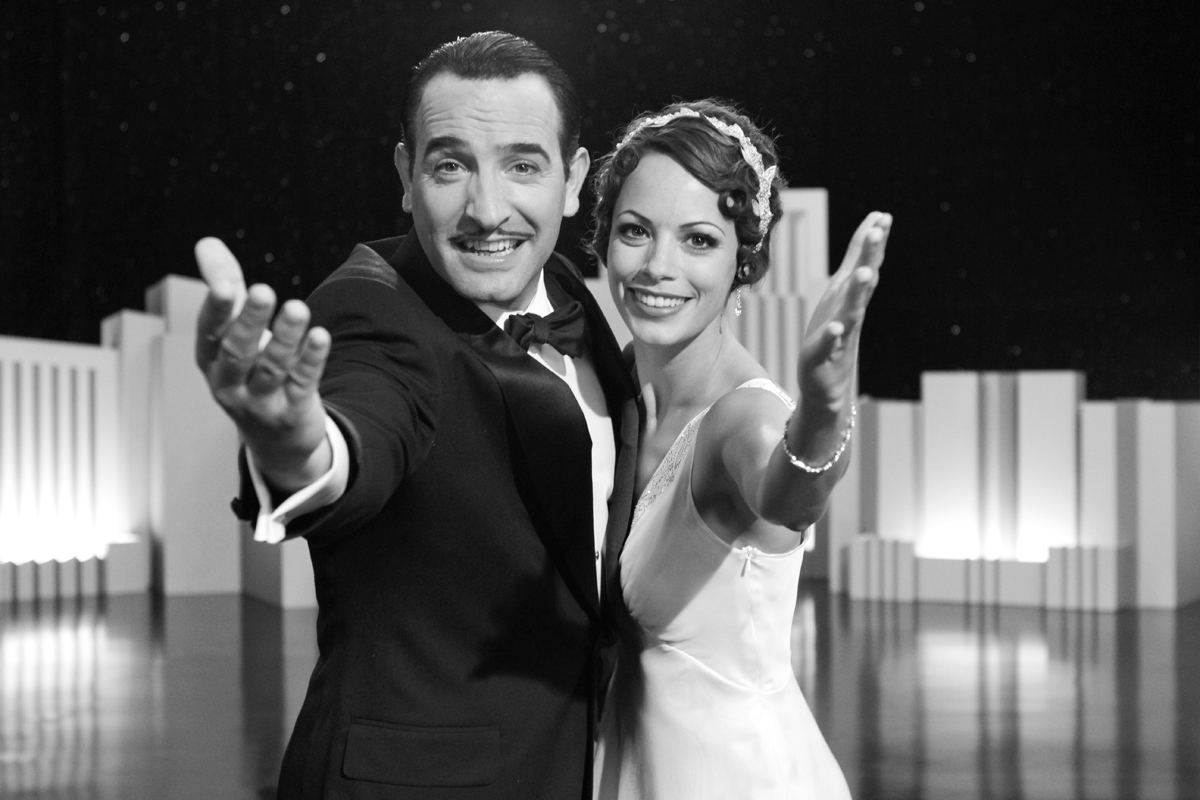 The Artist : Photo Bérénice Bejo, Jean Dujardin
