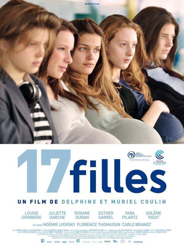 17 Filles Film 2011 Allocin