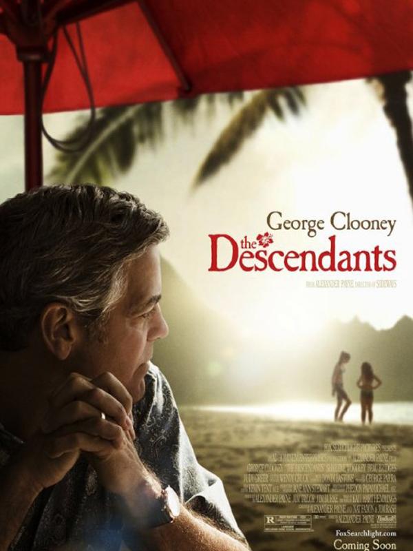 The Descendants : Affiche