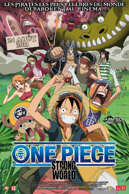 One piece strong world film 2009 allocin - One piece equipage luffy ...