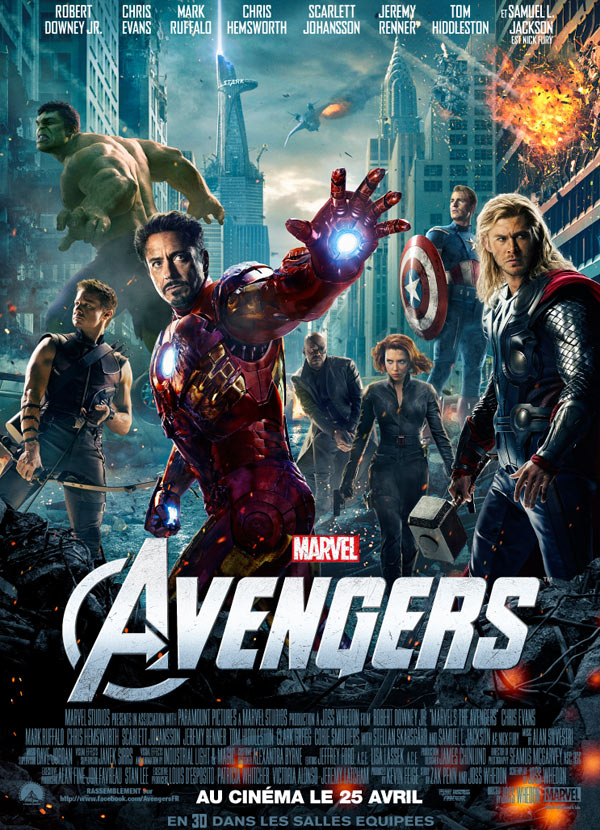 Avengers - film 2012 streaming
