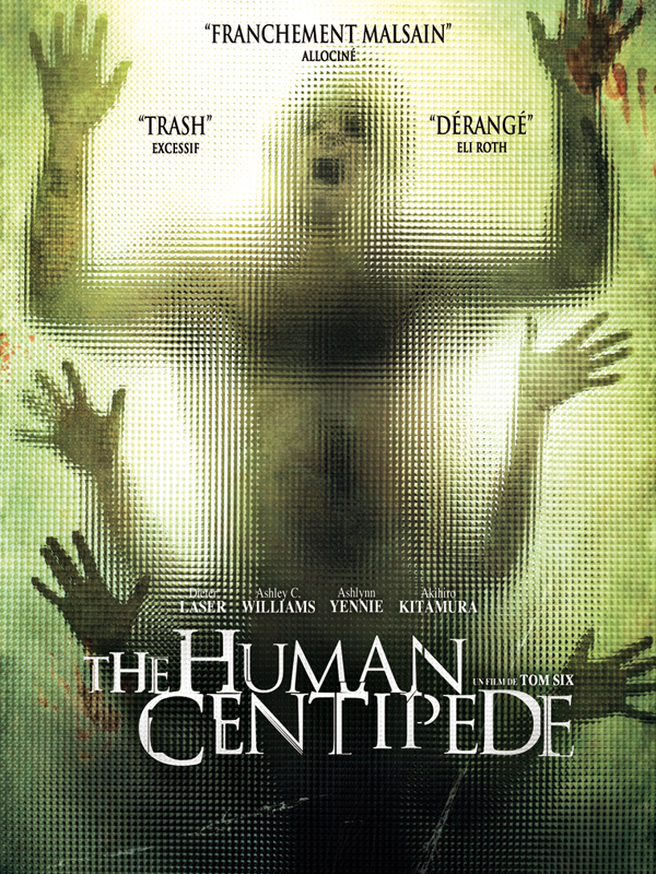 The Human Centipede (First Sequence) streaming