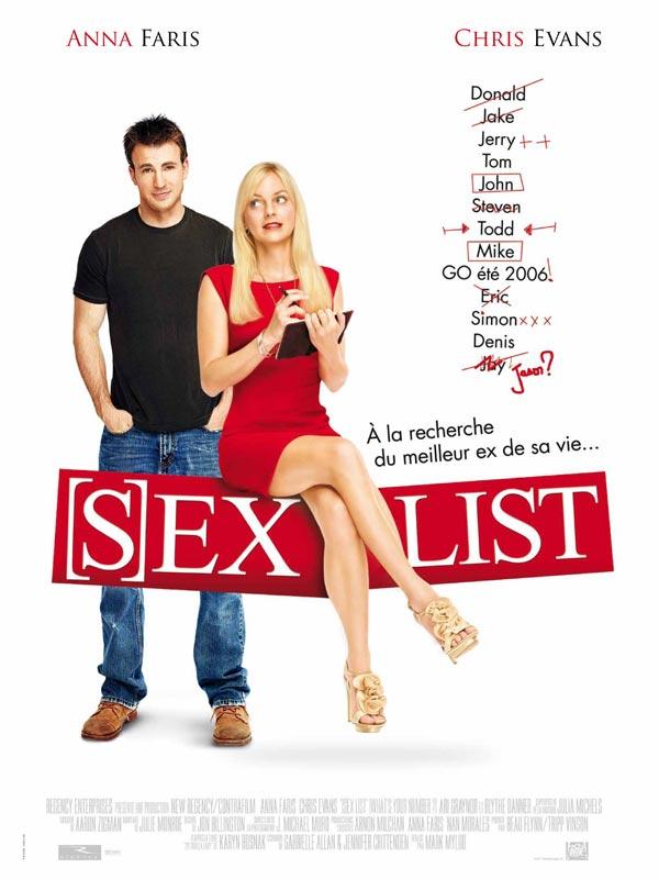 Sex List 9