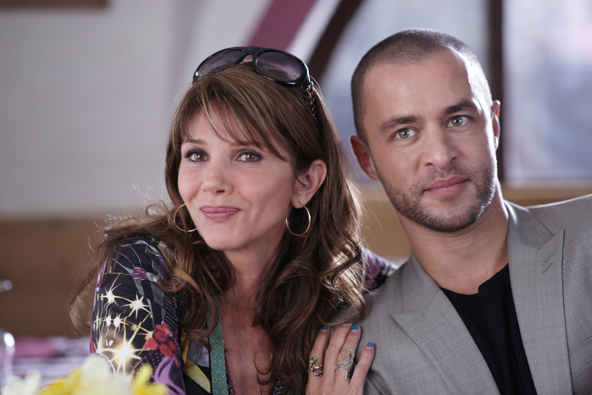 Photo du film mince alors photo 6 sur 18 allocin - Charlotte de turckheim et son mari ...