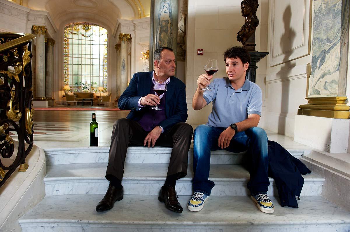 Comme un Chef : photo Daniel Cohen, Jean Reno, Michaël Youn