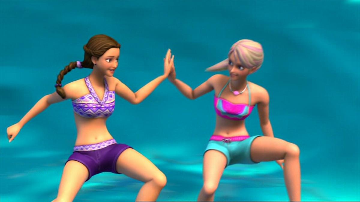 Photo du film barbie et le secret des sir nes 2 photo 6 sur 6 allocin - Telecharger barbie le secret des sirenes 2 ...