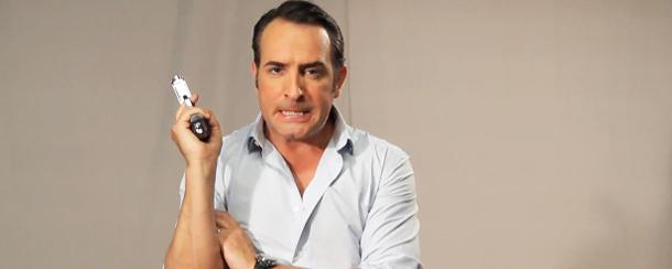 Jean dujardin ses auditions pour rire des plus grands for Dujardin rire