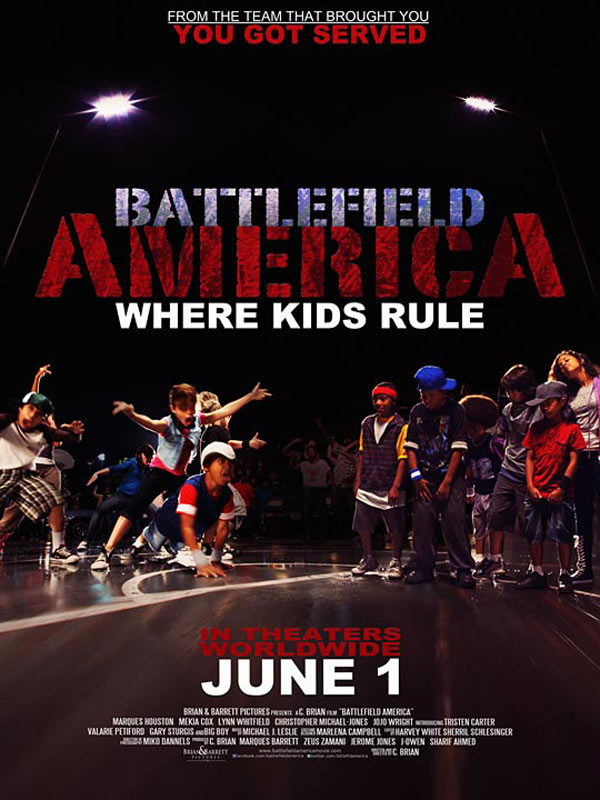 Dance Battle America Streaming VF Gratuit