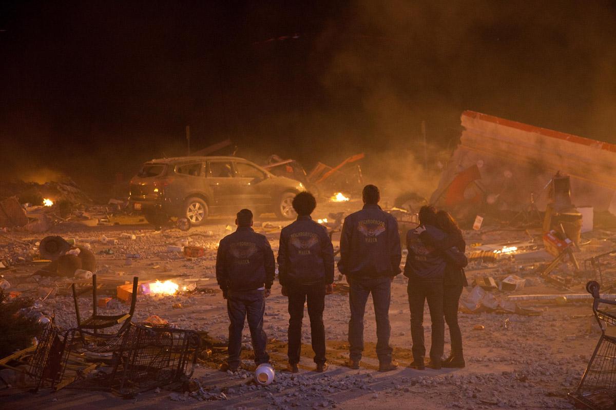 Voisins du troisième type : Photo Ben Stiller, Jonah Hill, Richard Ayoade, Rosemarie DeWitt, Vince Vaughn