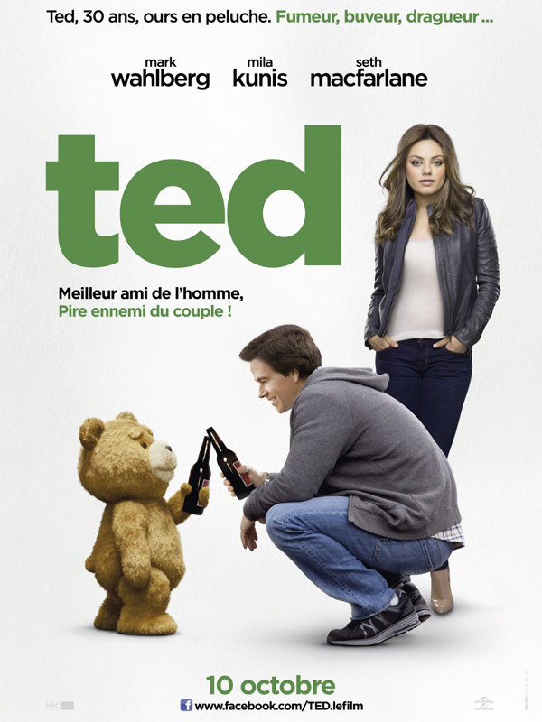Ted | Multi | BRRiP | 2012