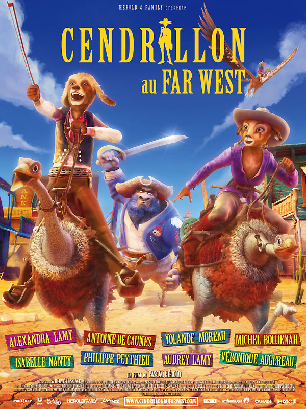 Cendrillon au Far West [FRENCH BDRiP]