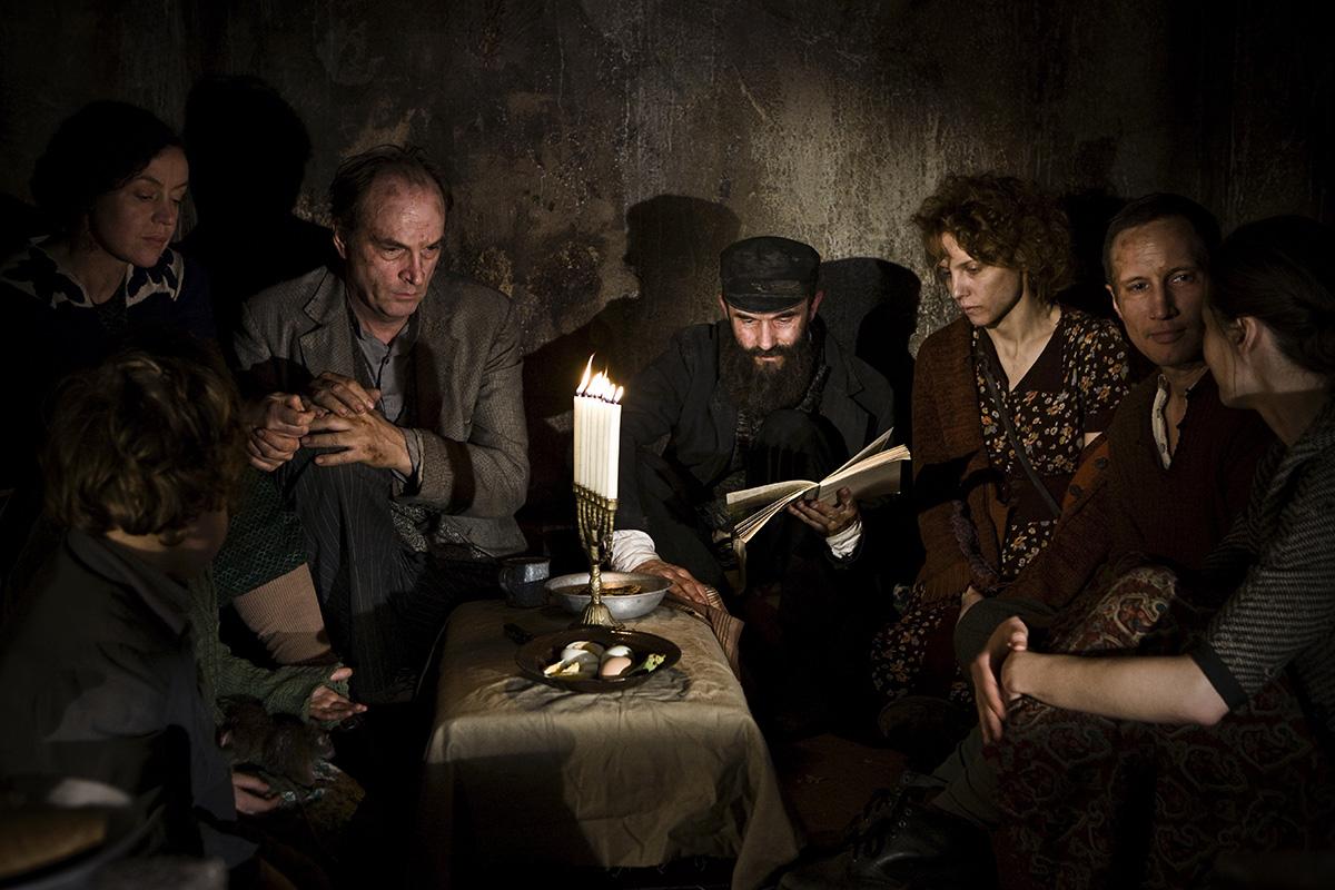 Sous la ville : photo Agnieszka Grochowska, Benno Fürmann, Herbert Knaup, Maria Schrader