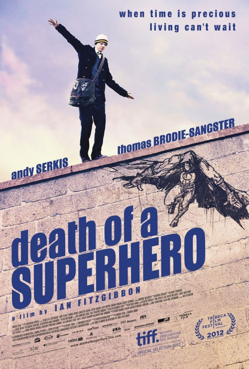 telecharger Death of a Superhero BDRIP 1080p