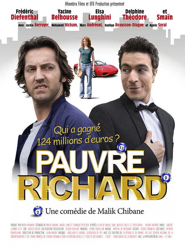 Pauvre Richard FRENCH DVDRip [STREAMING VK ]