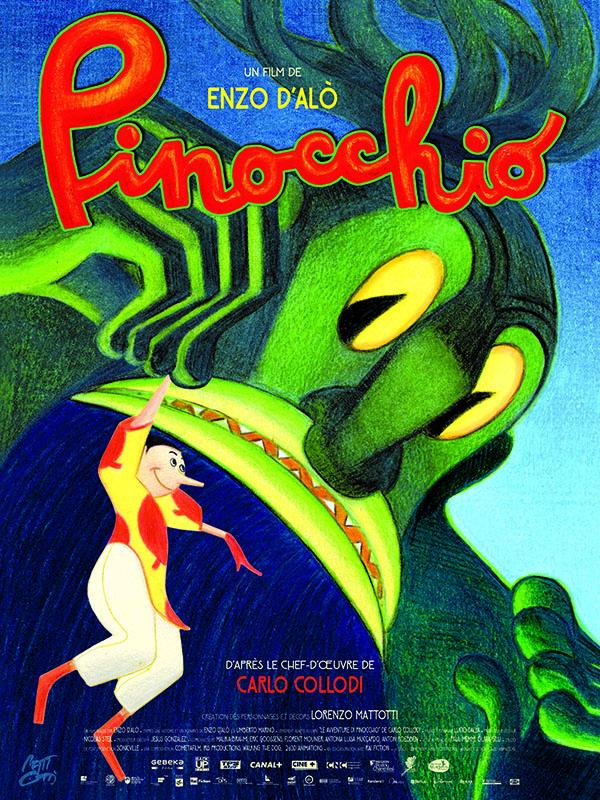Pinocchio (2012) [FRENCH] [DVDRiP 1CD]