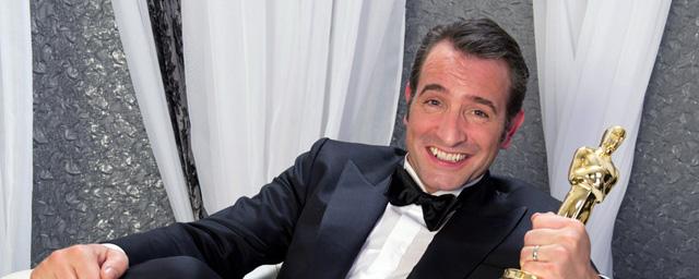 Jean dujardin de retour aux oscars actus cin allocin for Theatre jean dujardin