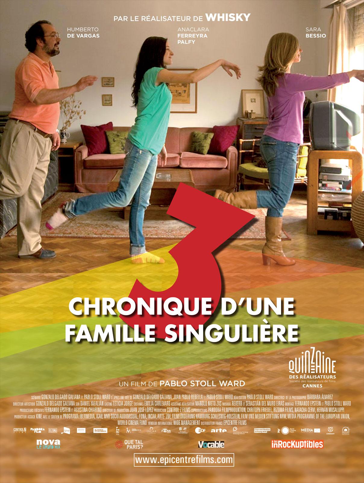 3, Chronique d'une famille singulière streaming