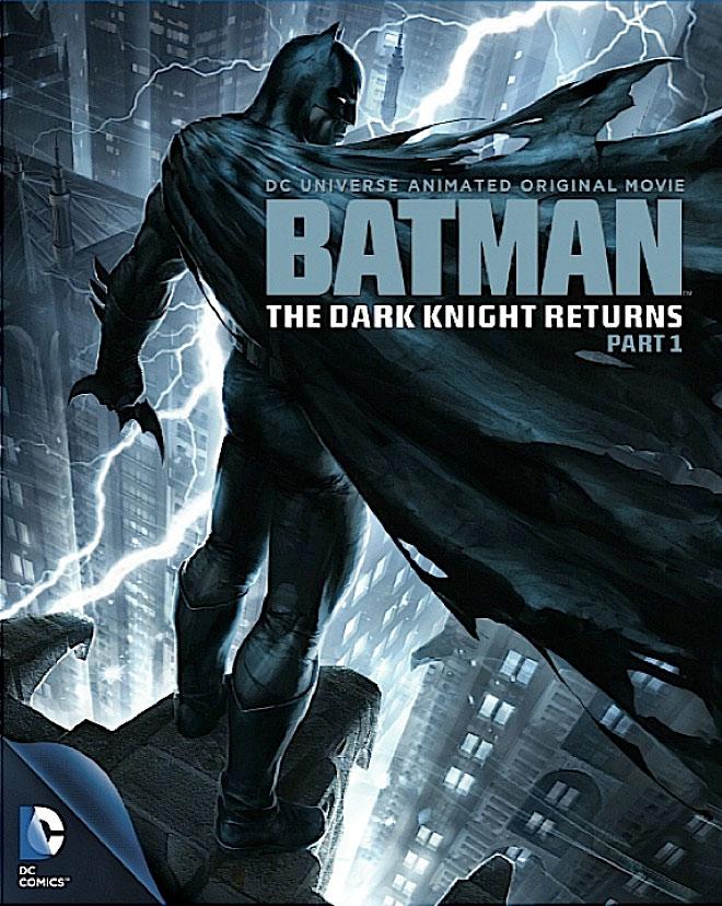 Dark Knight Returns Part 1 [DVD]: Amazon.co.uk: …
