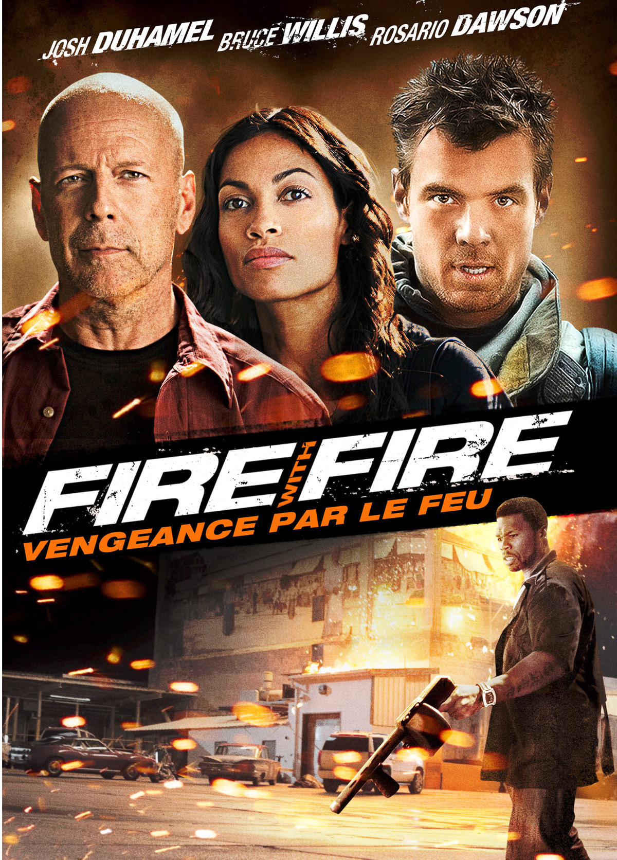 Fire with fire, vengeance par le feu | Multi | DVDRiP 1CD | 2012