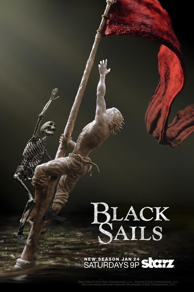 Black Sails - Saison 2 [Complete] [10/10] | FRENCH |  HDTV